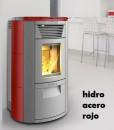 ARCE circle hidro small acero rojo 404×475
