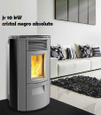 ARCE circle jr cristal negro absoluto